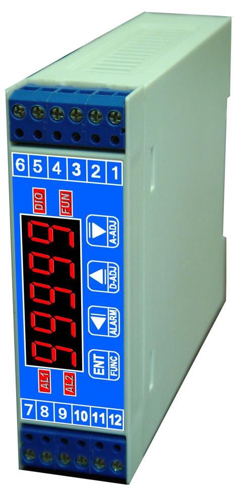 薄型模拟信号隔离传送警报控制电驿SMATR