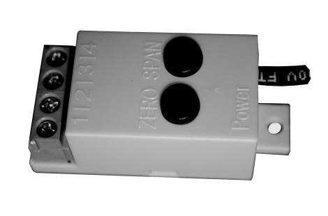 电位计传送器(超小型)TWK
