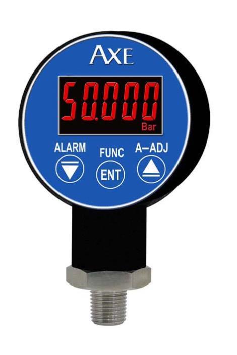数字式压力控制表SPD3