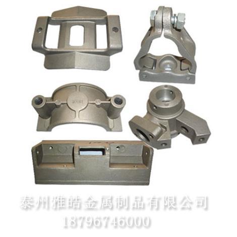 不锈钢精密铸造