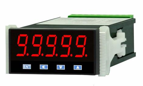 5位数微电脑型盘面式电表MMS