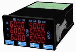 三相交流電壓電流電表MMP-3VI