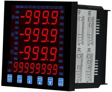 多功能集合式电力电表MMP-2