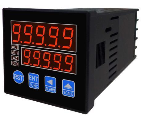 计数器长度,流量显示控制表MMC48