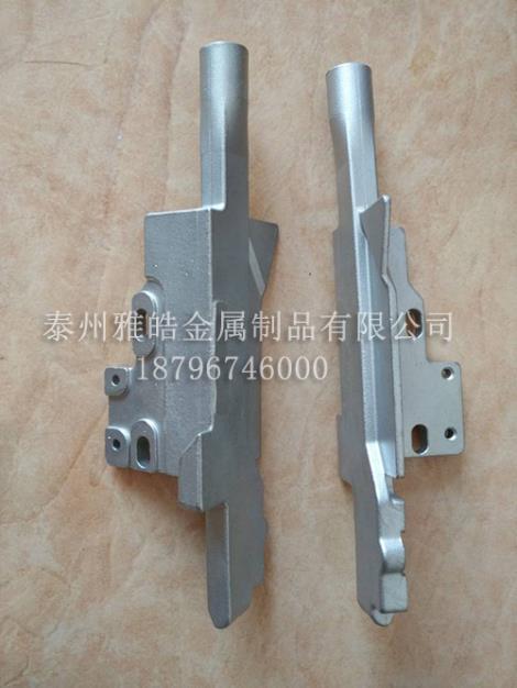 不锈钢非标件精密铸造