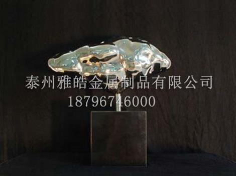 不锈钢精品摆件生产商