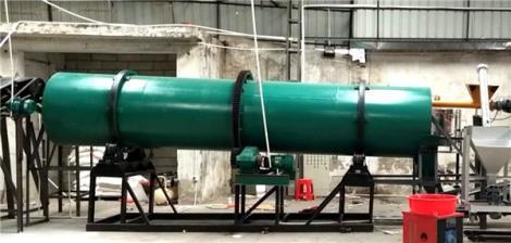 回轉式轉筒包膜機