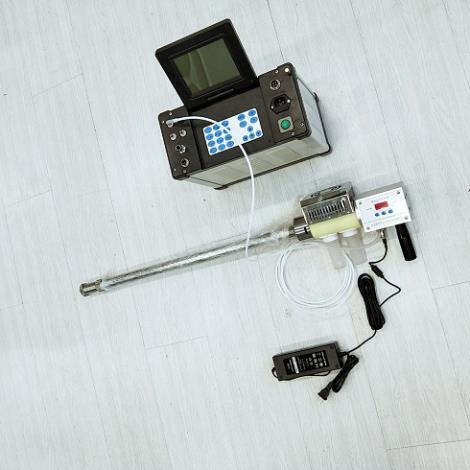 青島路博LB-70C重量稱重法煙塵顆粒物廢氣測試儀