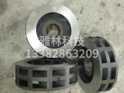 砂磨機渦輪盤
