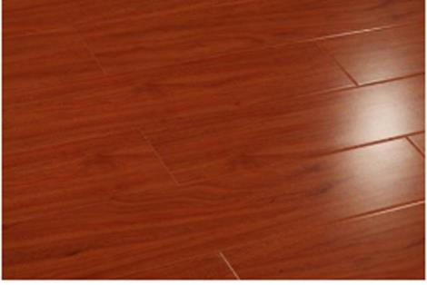 防水封蜡地板