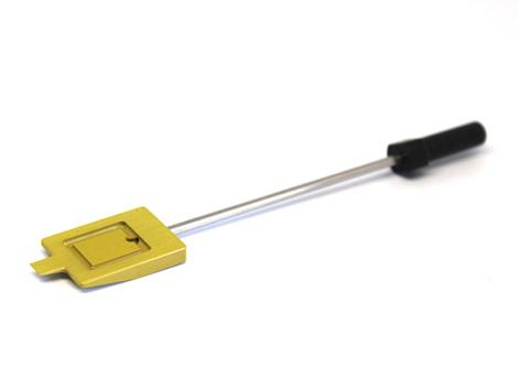 PAI 2寸方形带铲吸笔