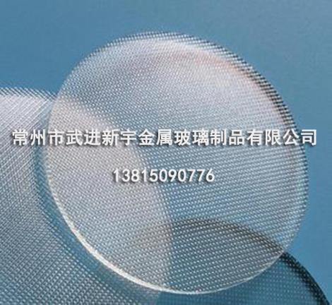 布紋夾絲玻璃生產商