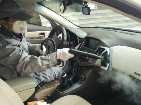 車內空氣治理