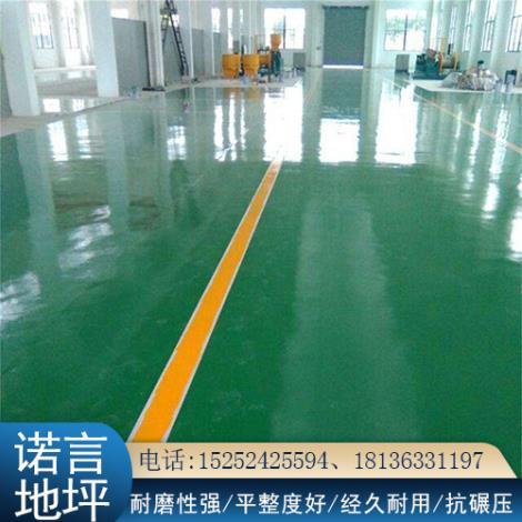 防腐地板漆施工