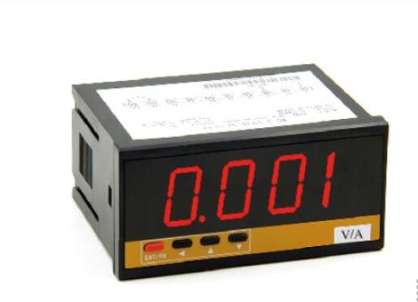 4DM-PH 4位数盘面型数字显示表
