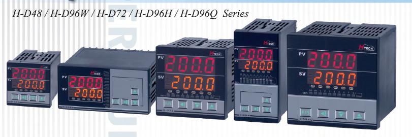 H-D系列智能PID温控表