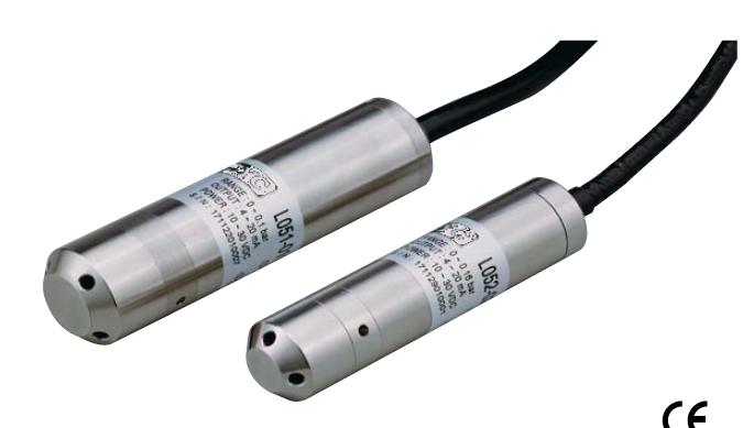 L051/52水位傳送器