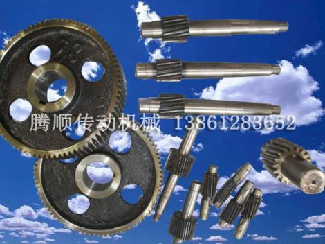 齿轮马达减速机配件