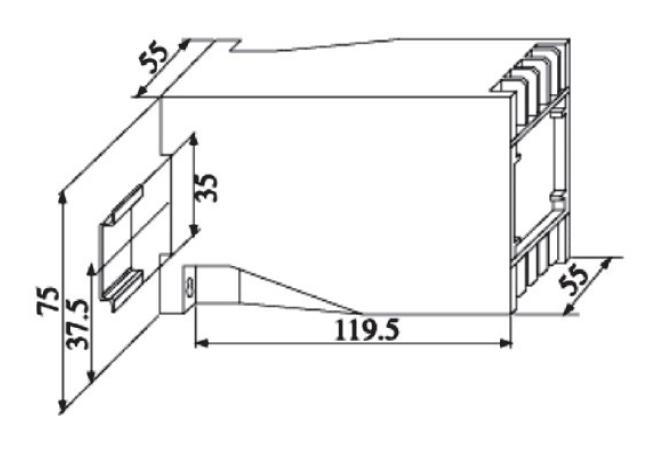 ZA12/ZV12单相电流电压变送器