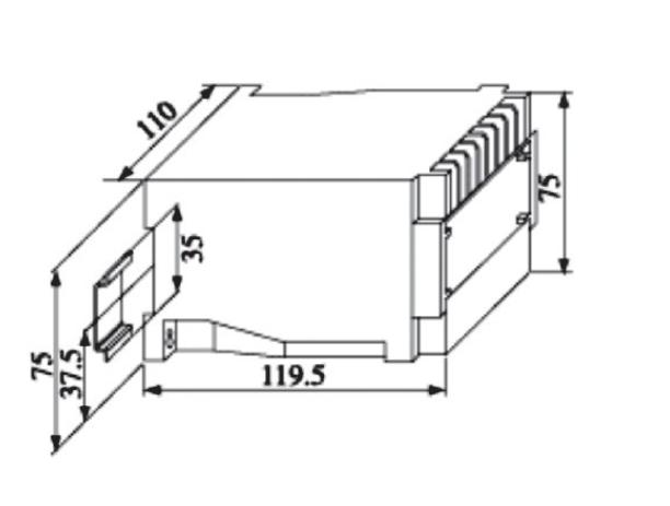 ZA33/ZV33型三相电流电压变送器