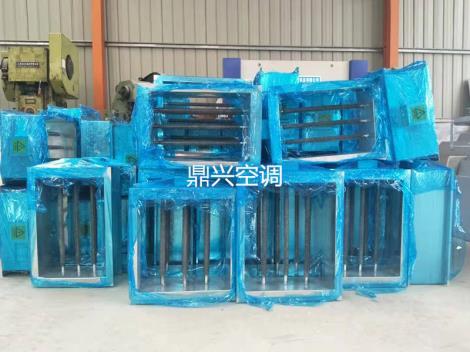 风管辅助电加热器品质保障