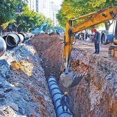 雨污管道改造维修