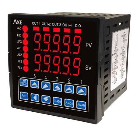 5位数微电脑型盘面式控制电表MA726