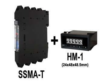 超薄型两线式类比信号隔离传送器SSMA-T