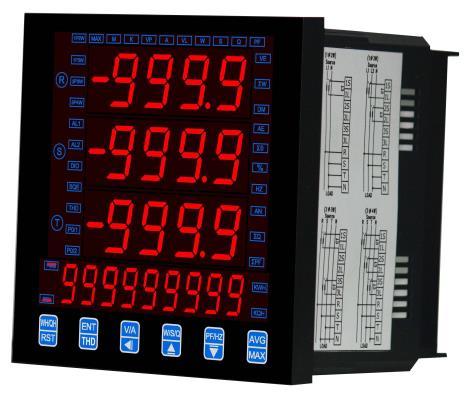多功能集合式电力电表MMP-2H
