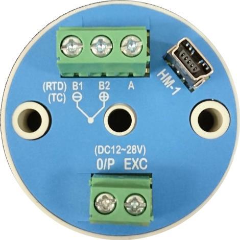 两线式温度信号隔离传送器TW-I