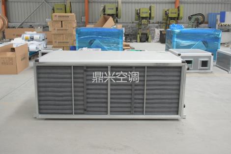 铜管翅片空调表冷器
