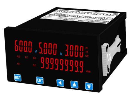 简易型多功能集合式电力电表MMP-3S