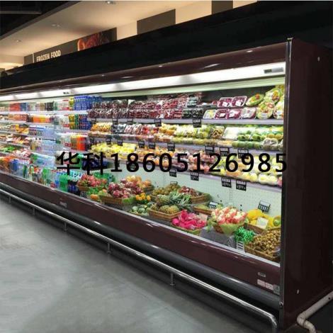 水果店風幕柜定制