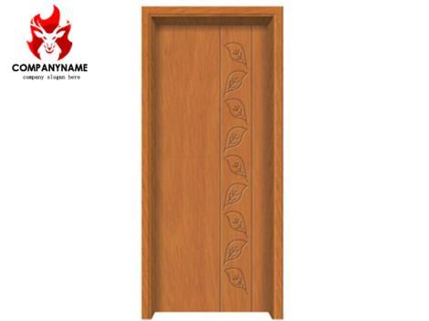 实木包覆拼框门加工