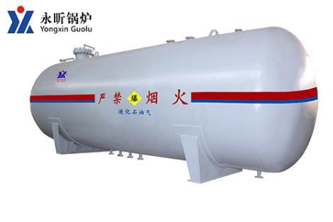 液化石油气储罐