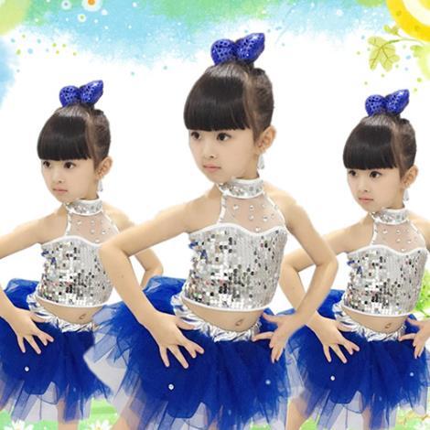 爵士舞蹈服