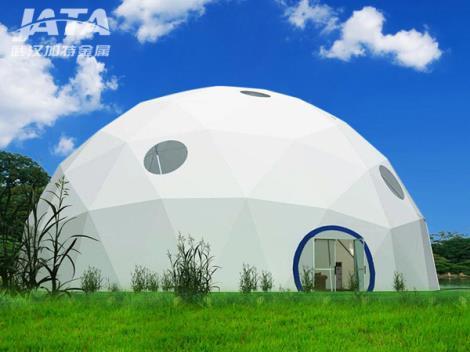 球形篷房厂家