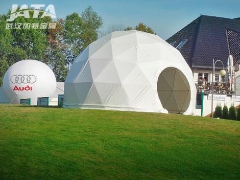 球形篷房供货商