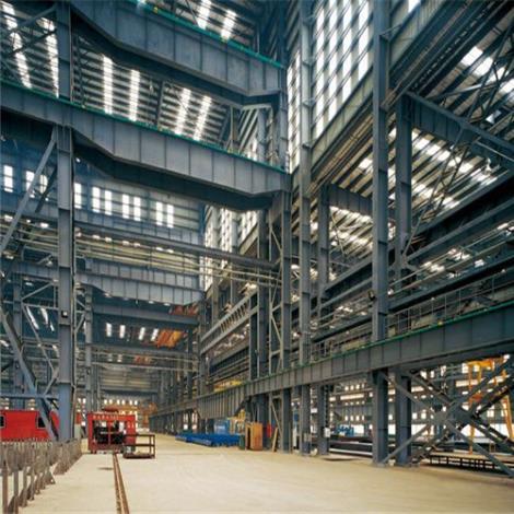 重型鋼結構廠房
