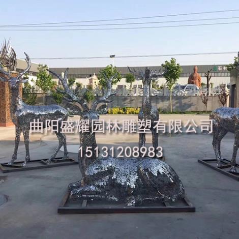 不锈钢雕塑供货商