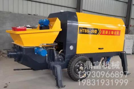 大颗粒混凝土输送泵直销