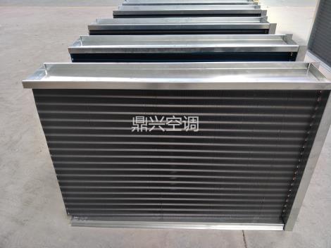 甘肃翅片管空调冷却器