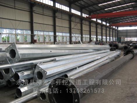 电力钢杆生产商