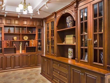 实木书柜供货商