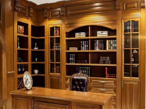 实木书柜生产商