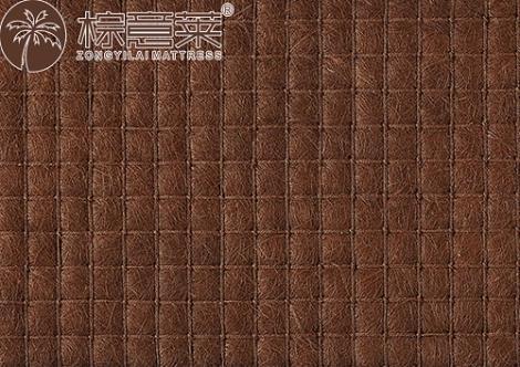 手編山棕床墊2