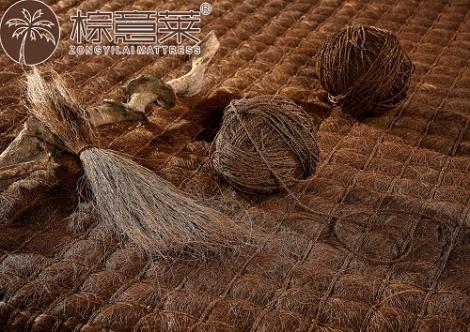 手編山棕床墊6