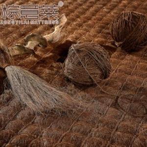 手编山棕床垫6