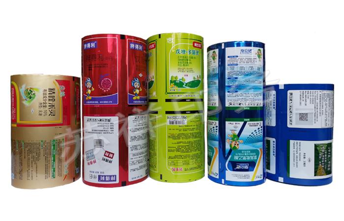 环保乳油包装袋