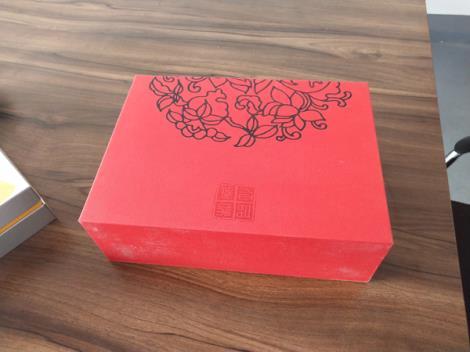 茶叶盒实物图